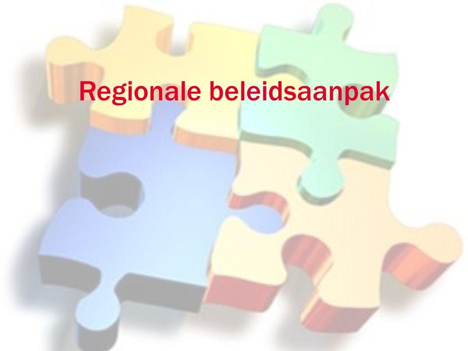 Regionale beleidsaanpak