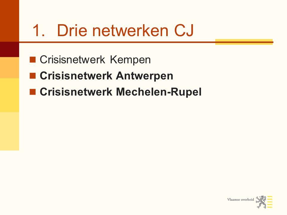 1.Netwerken CJ in kaart