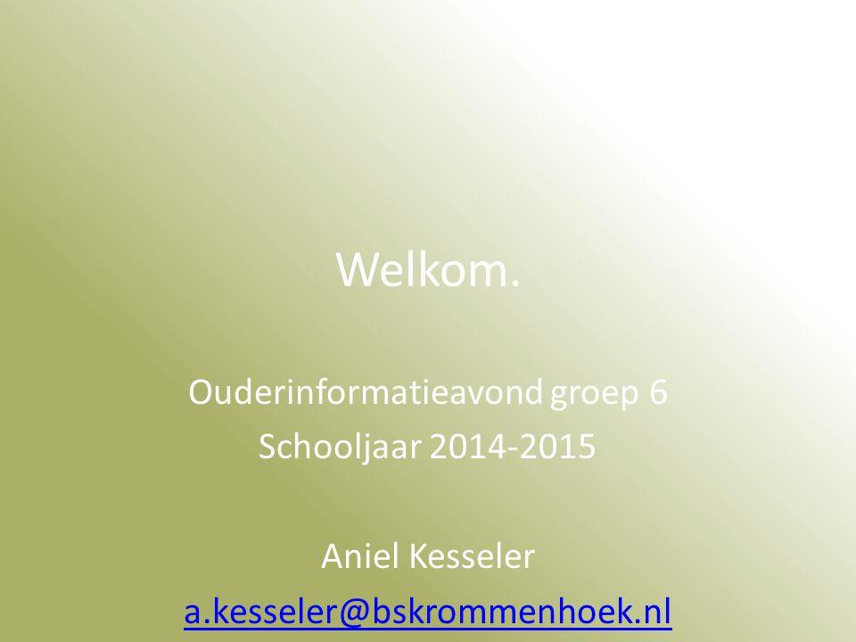 BS De Krommen Hoek - Breugel12 Bestuur.Altijd aanspreekbaar.