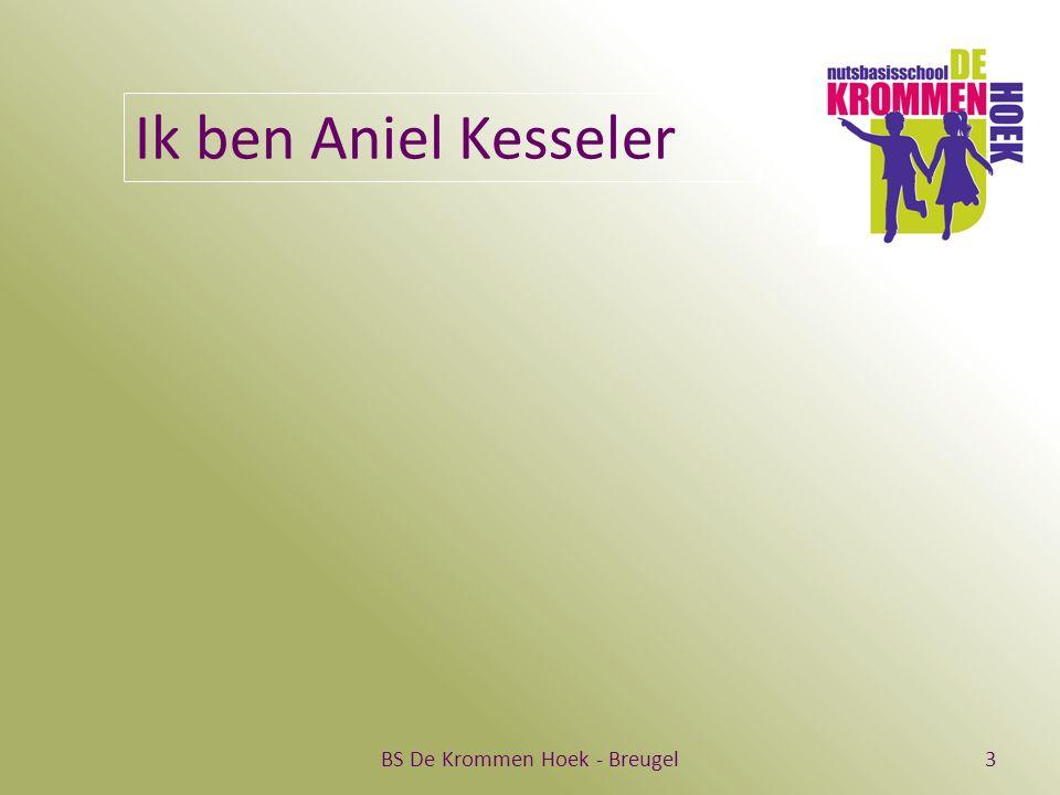 BS De Krommen Hoek - Breugel3 Ik ben Aniel Kesseler
