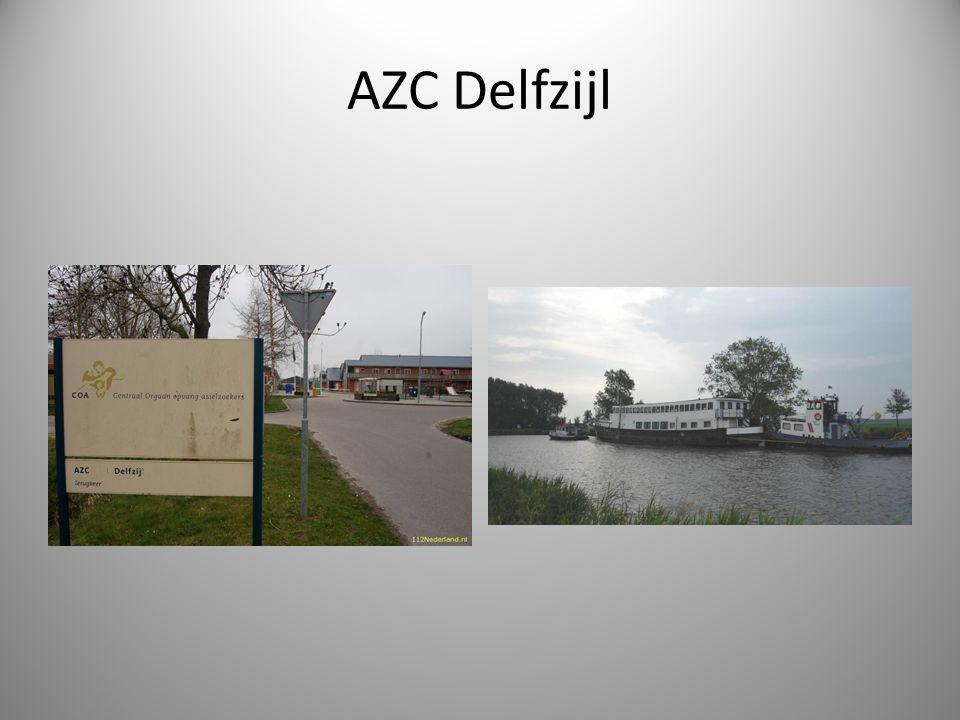 AZC Delfzijl