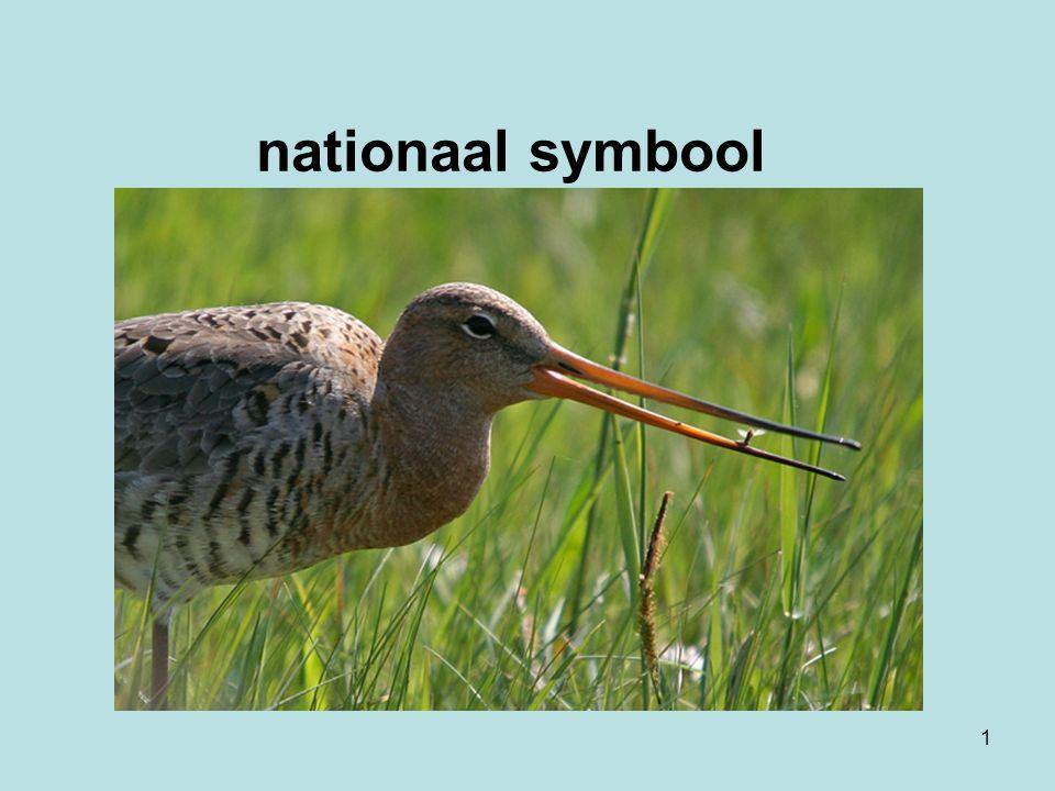 1 nationaal symbool
