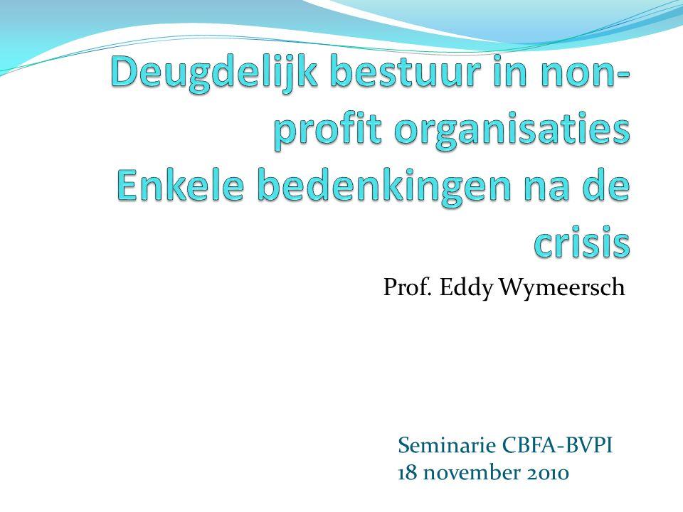 Prof. Eddy Wymeersch Seminarie CBFA-BVPI 18 november 2010
