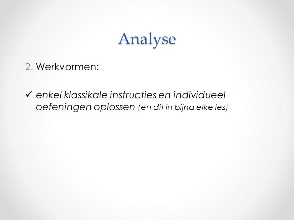Analyse 2.