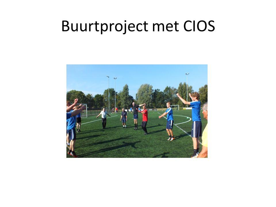 Buurtproject met CIOS