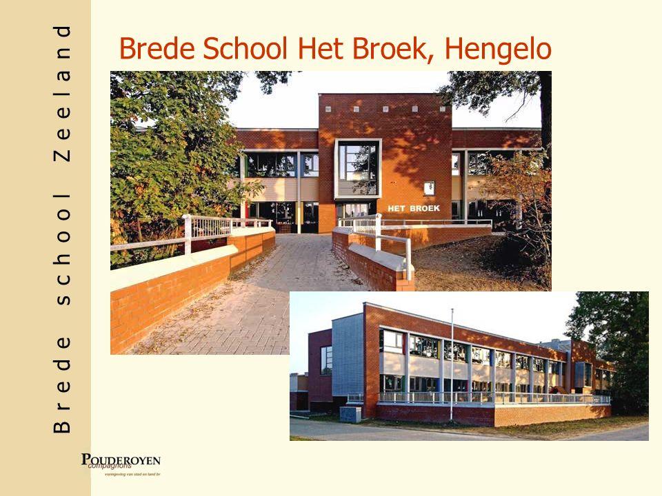 Brede school Zeeland Brede School Het Broek, Hengelo