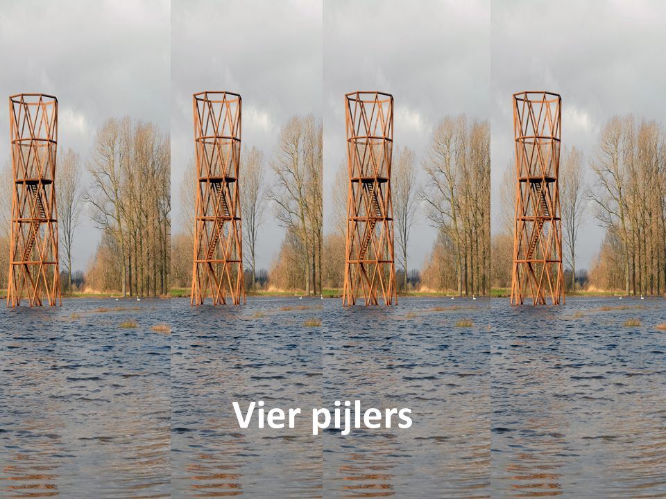 Vier pijlers De ambitie Vier pijlers