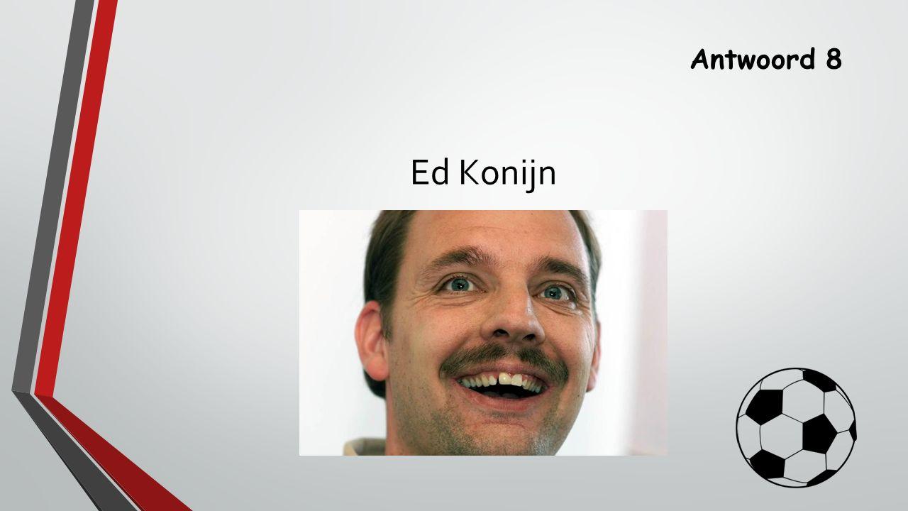 Antwoord 8 Ed Konijn