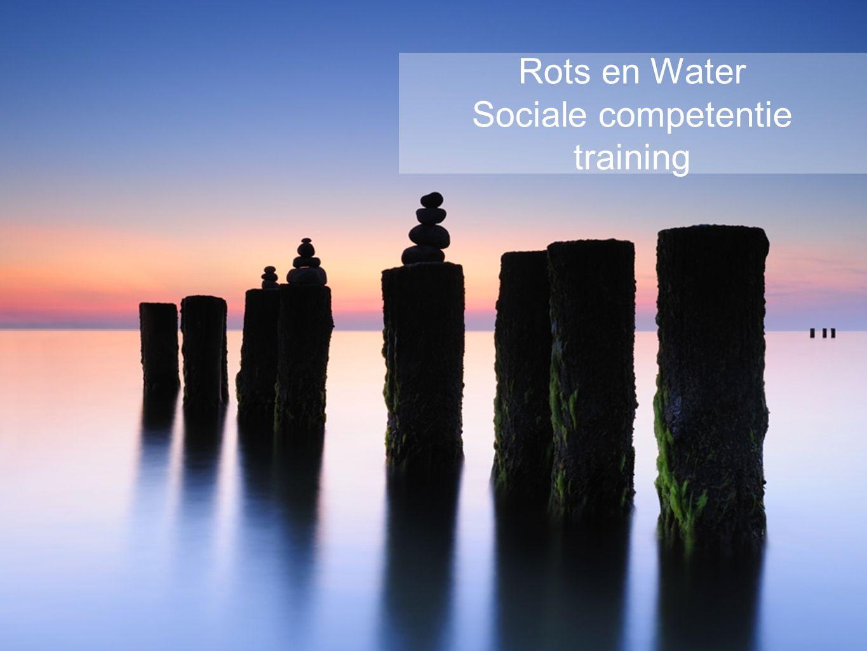 Rots en Water Sociale competentie training