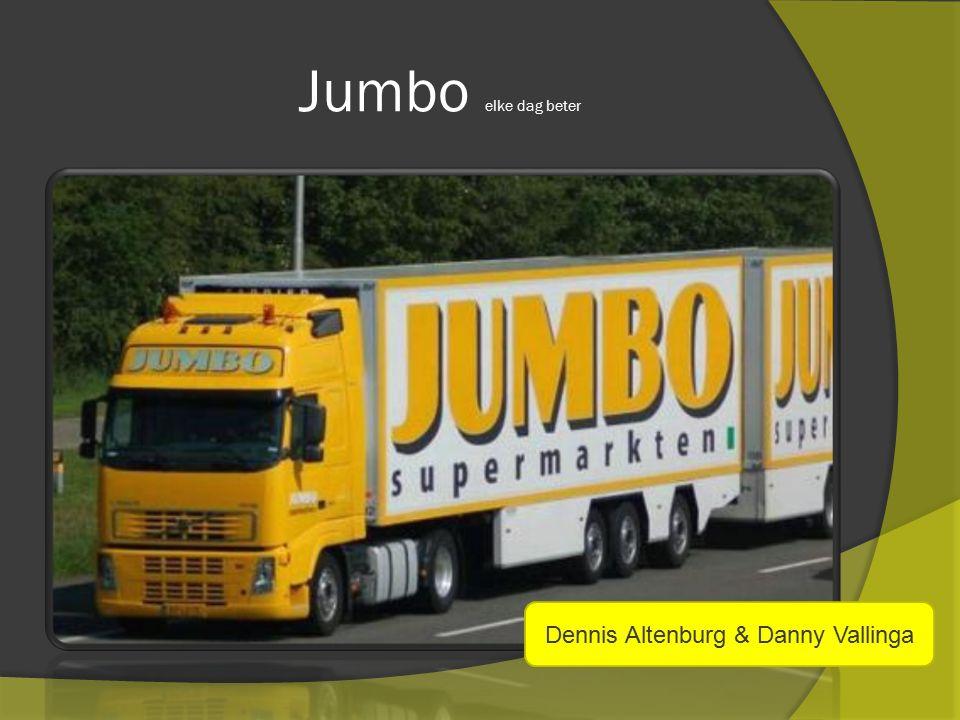 Jumbo elke dag beter Dennis Altenburg & Danny Vallinga