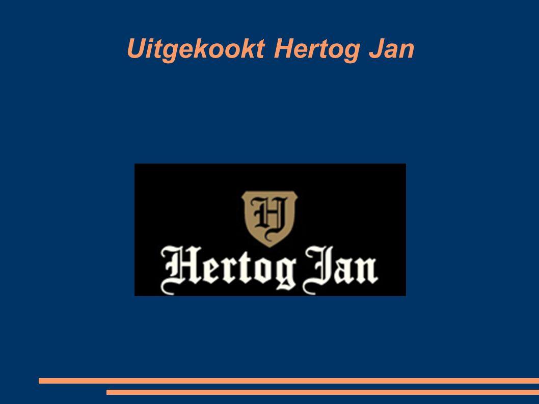 Uitgekookt Hertog Jan