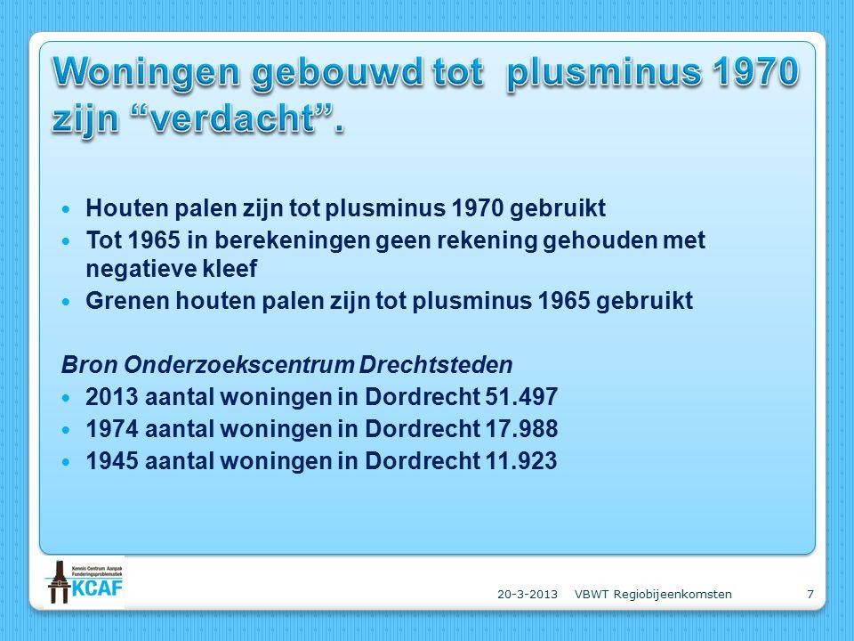 Kanttekeningen: Het gehanteerde protocol in Dordrecht is van 1998 en is meerdere keren bijgesteld.