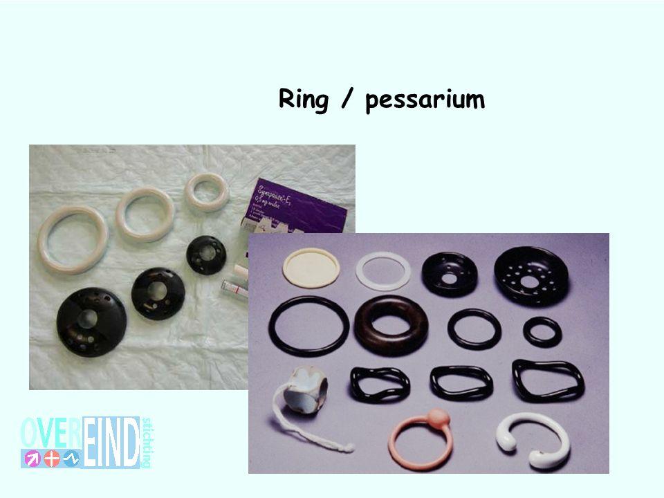 Ring / pessarium