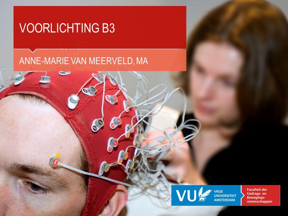 PROGRAMMA 13:00-13:30 uur Genes, Brain and Behaviour 13:30-14:00 uur Individuen, Relaties en Organisaties 14:00-14:30 uur Klinische leerlijn