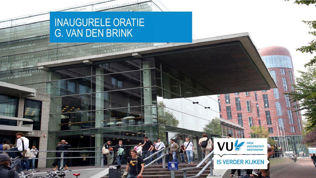 Vrije Universiteit Amsterdam Tussen conflict en consonantie32