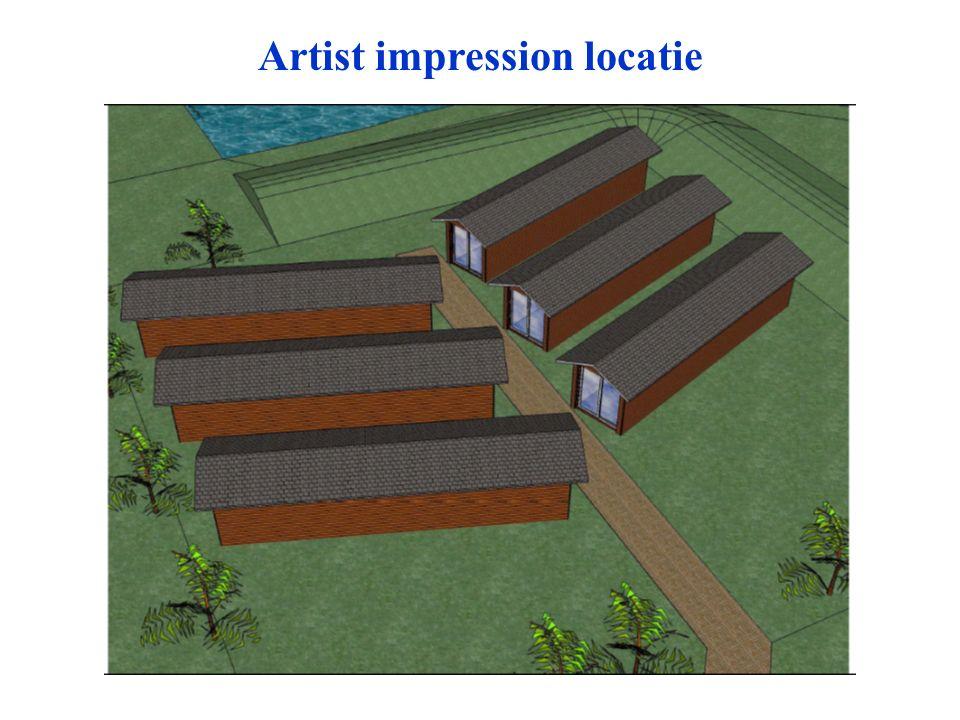 Artist impression locatie