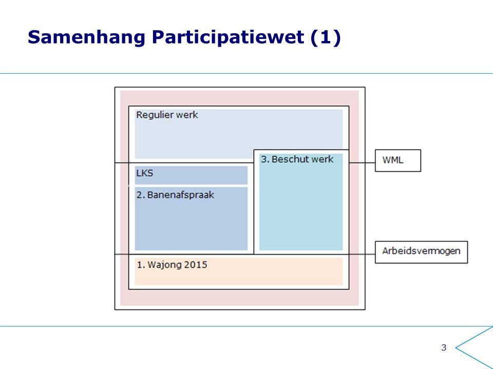 Samenhang Participatiewet (1) 3