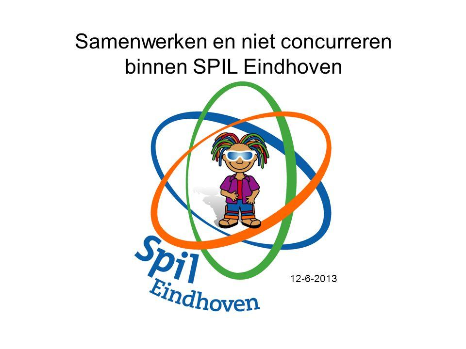 Samenwerken en niet concurreren binnen SPIL Eindhoven 12-6-2013