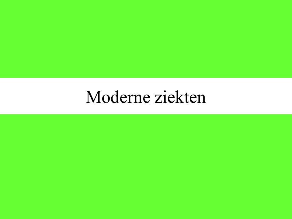Moderne ziekten