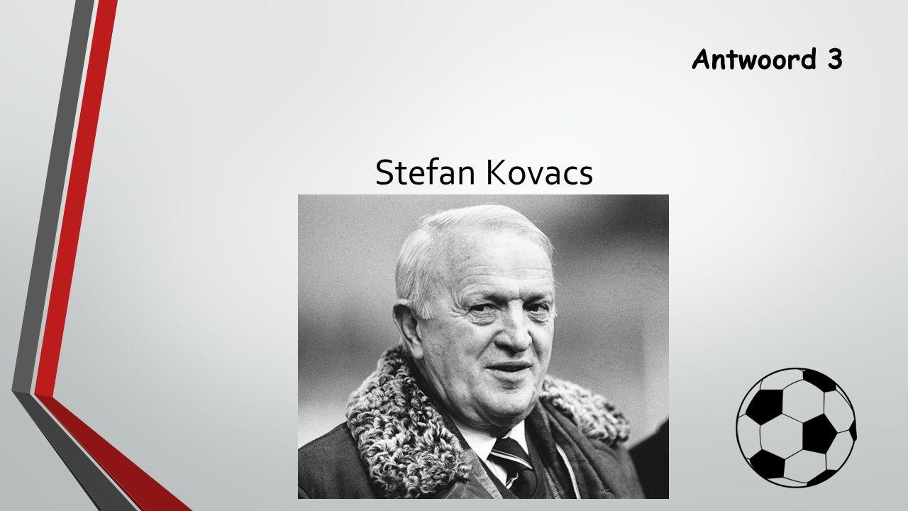 Antwoord 3 Stefan Kovacs