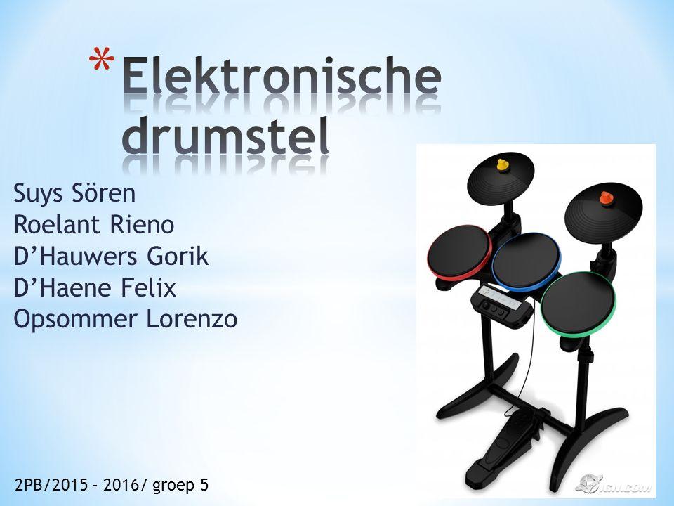 Suys Sören Roelant Rieno D'Hauwers Gorik D'Haene Felix Opsommer Lorenzo 2PB/2015 – 2016/ groep 5