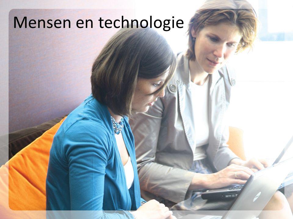 Mensen en technologie