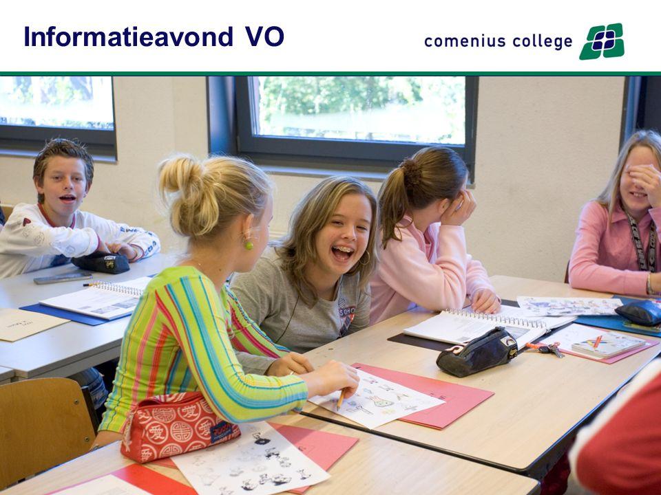 VO scholen; kijk en vergelijk www.schoolvo.nl http://www.onderwijsinspectie.nl http://www.rijksoverheid.nl/onderwerpen/voortg ezet-onderwijs/keuze-school-voortgezet- onderwijs Informatieavond VO