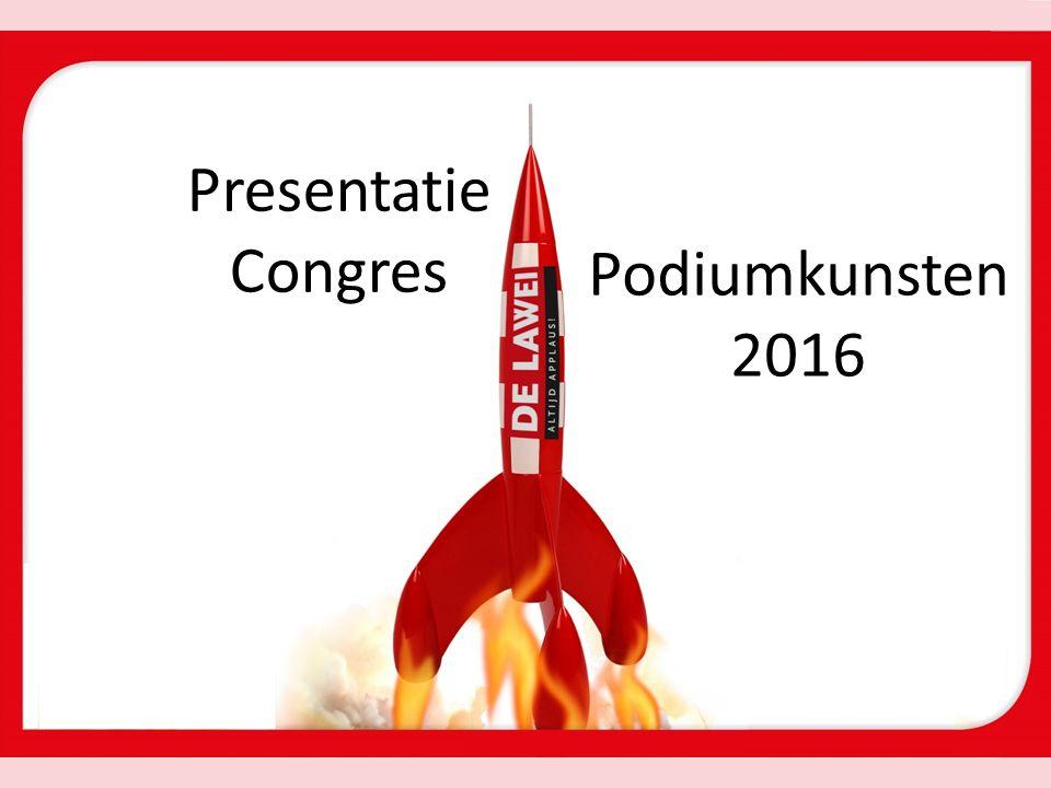 Podiumkunsten 2016 Presentatie Congres