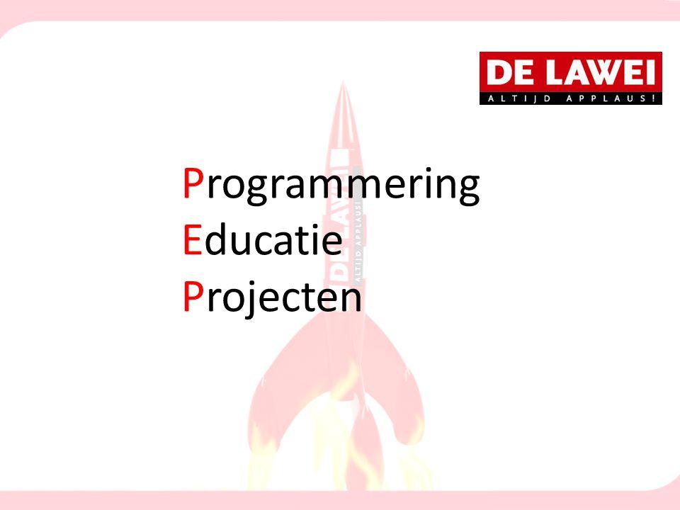 Programmering Educatie Projecten