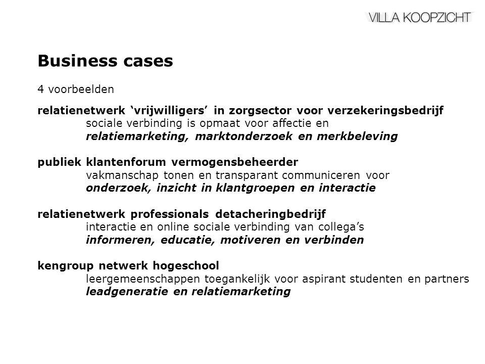 focus merk/bedrijf professionals instrumentele en financiële relaties klanten vrijwillige 'professionals'.