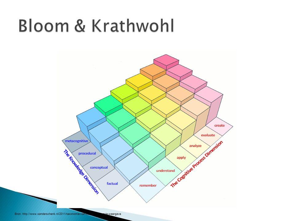 Bron: http://www.sanderschenk.nl/2011/taxonomie-van-bloom-een-mooie-weergave