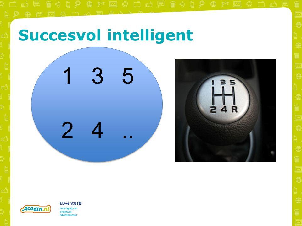 Succesvol intelligent 1 35 24..