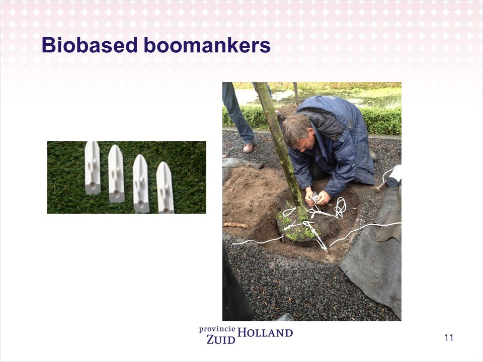 Biobased boomankers 11