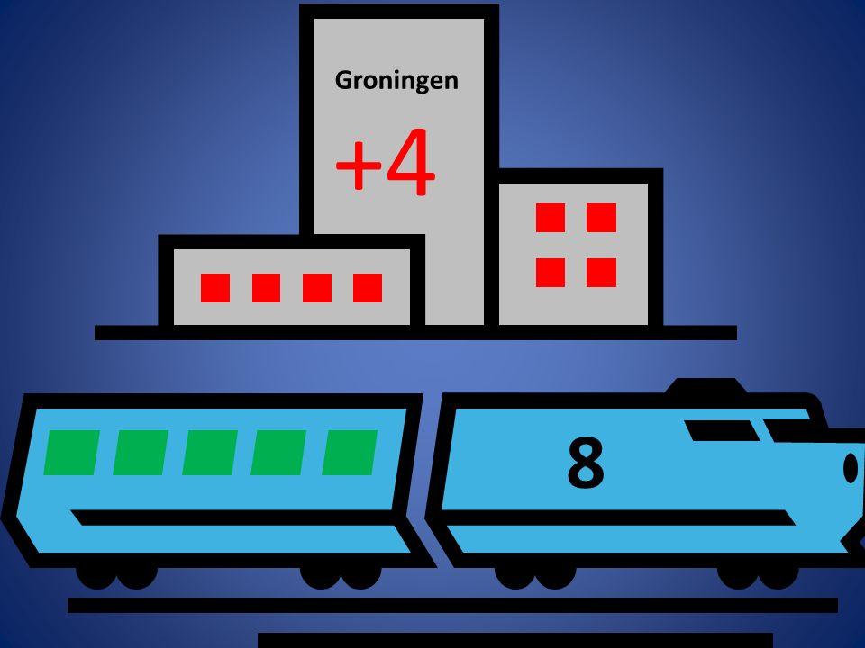 8 +4 Groningen