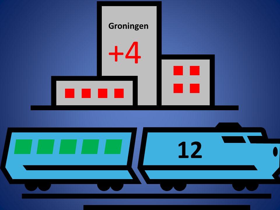 12 +4 Groningen