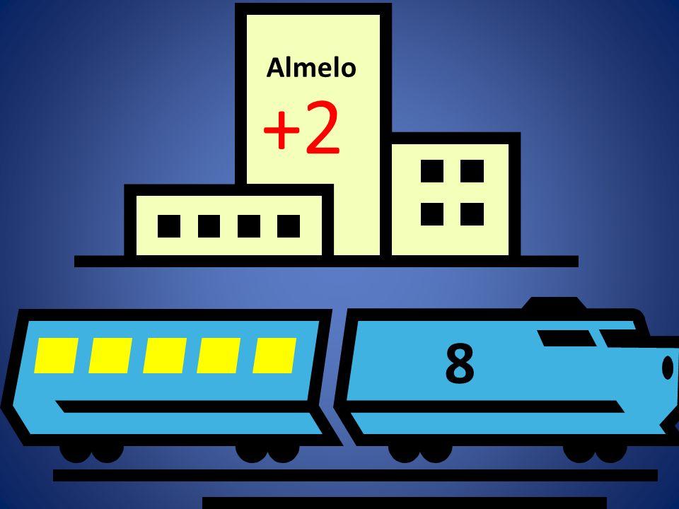 8 +2 Almelo