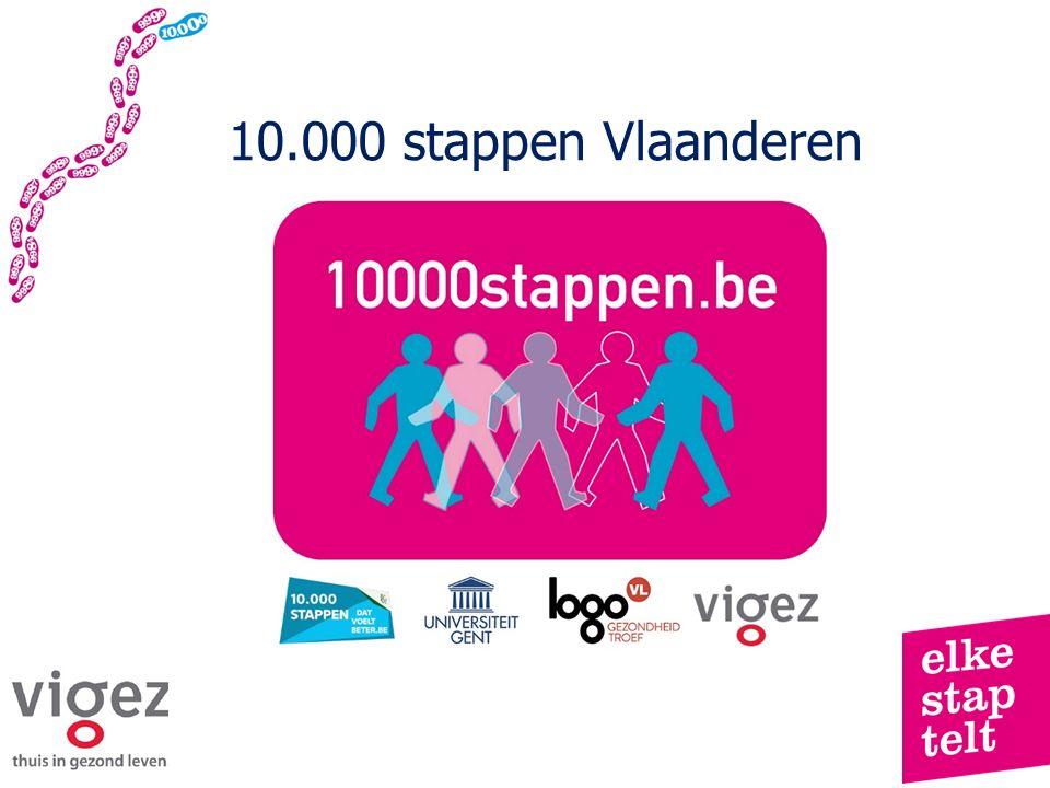 10.000 stappen Vlaanderen