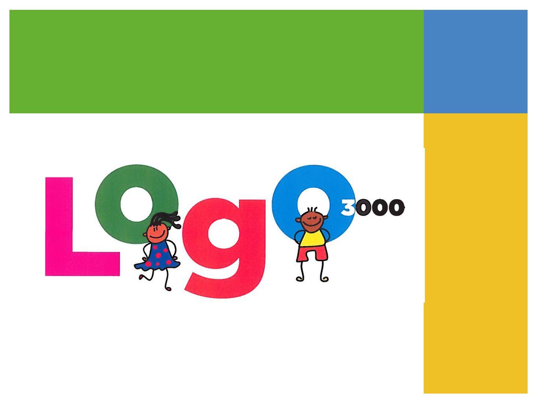 Logo 3000 Agenda Waarom Logo? Wat is Logo? Werken met Logo!