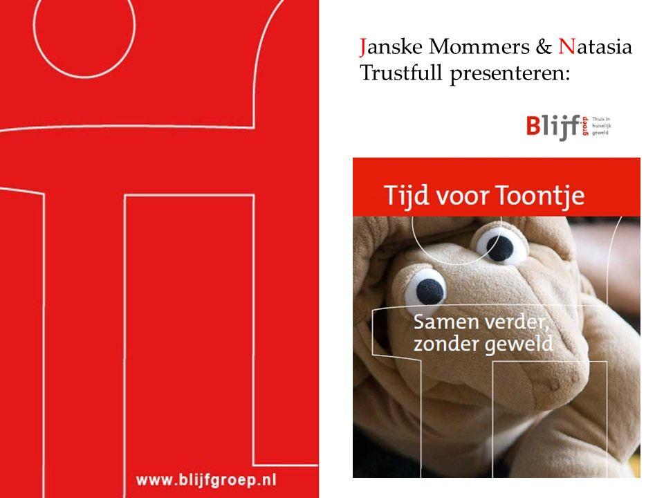 Janske Mommers & Natasia Trustfull presenteren: