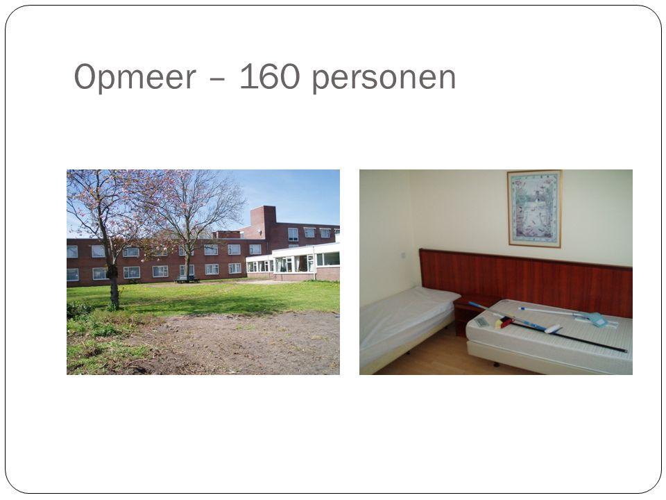 Opmeer – 160 personen