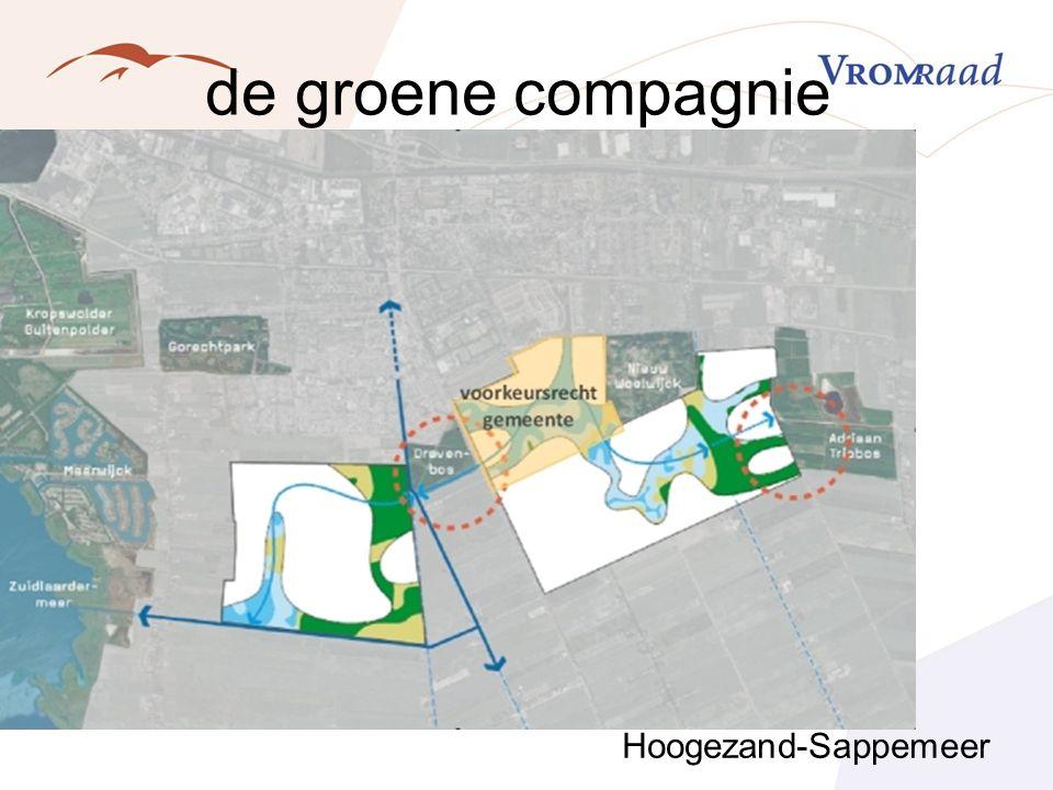 de groene compagnie Hoogezand-Sappemeer