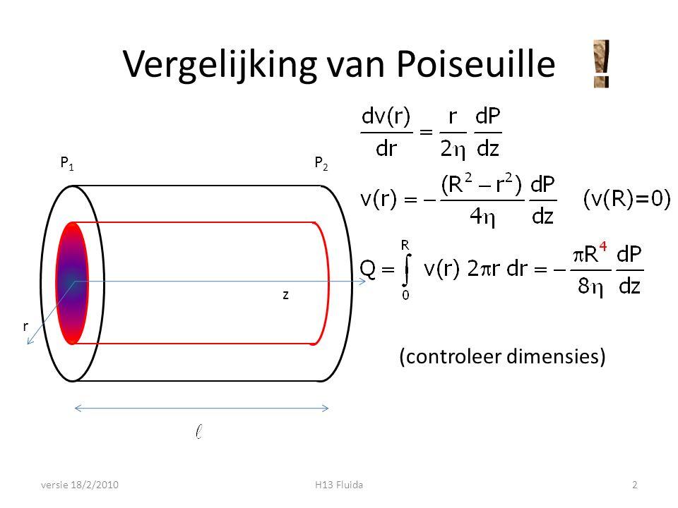 15 februari 2009 3 Ch. 22: wet van Gauss in differentiële vorm