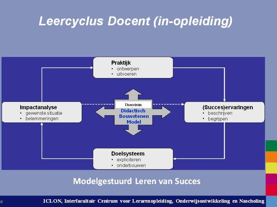 Leiden University. The university to discover. ICLON, Interfacultair Centrum voor Lerarenopleiding, Onderwijsontwikkeling en Nascholing 24