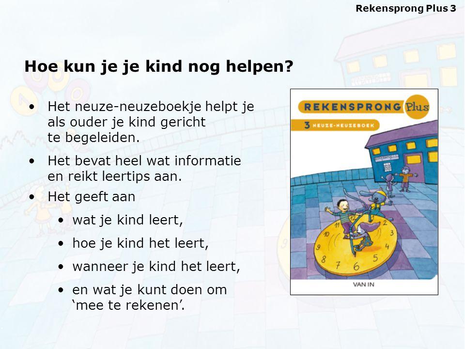 Het neuze-neuzeboekje helpt je als ouder je kind gericht te begeleiden.