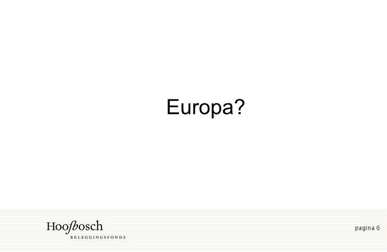 pagina 6 Europa?