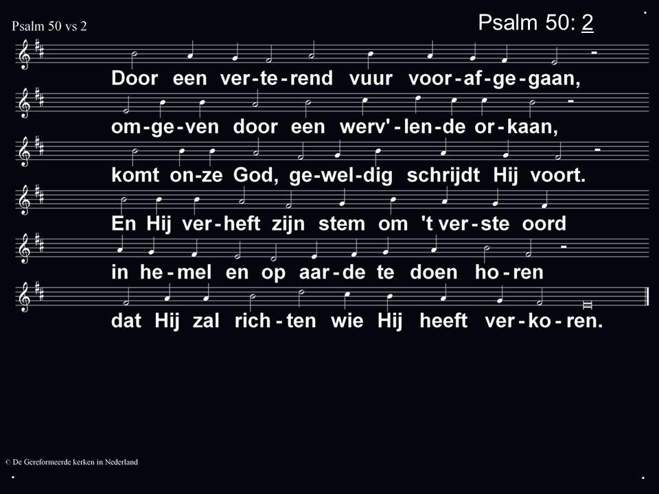 ... Psalm 50: 2