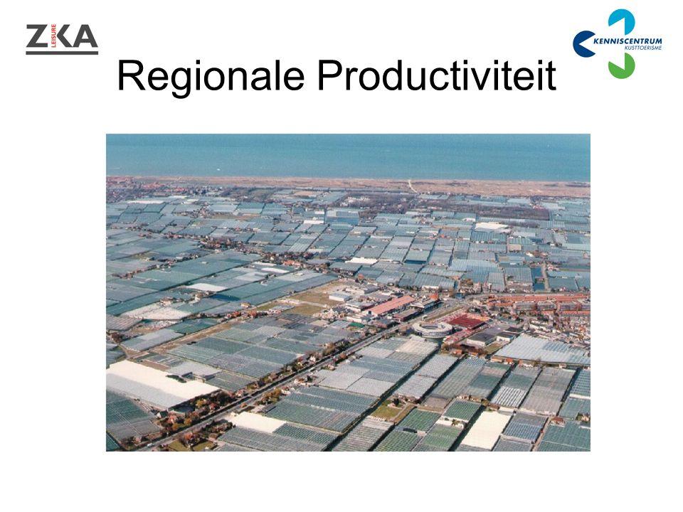 Regionale Productiviteit