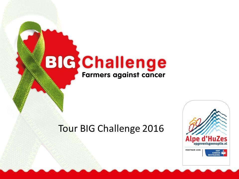 Tour BIG Challenge 2016