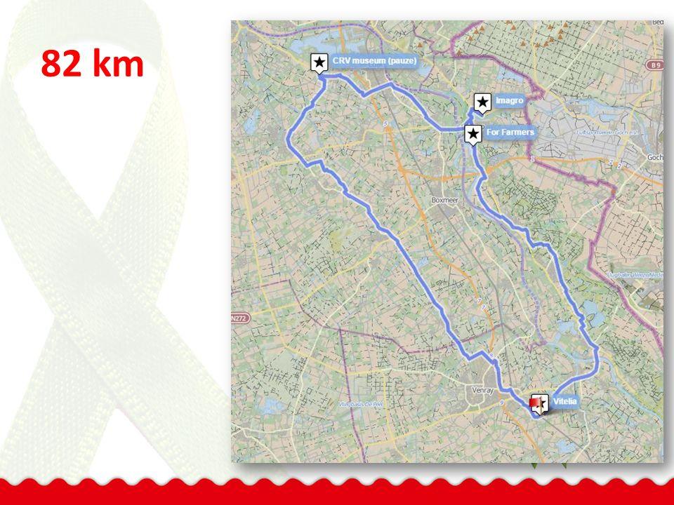 82 km