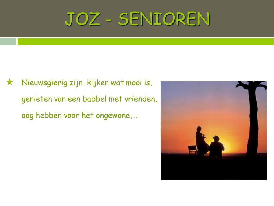 JOZ - SENIOREN